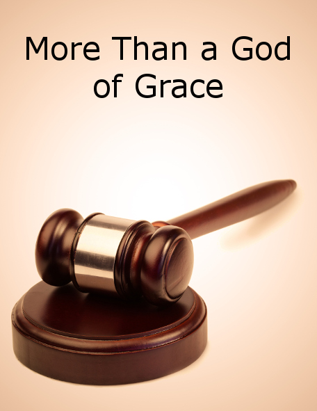 More Than a God </br>of Grace </br><b>Evangelism Booklet</b>